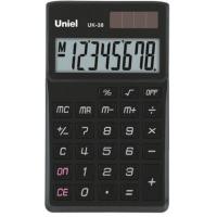 Карманный калькулятор Uniel UK-38 K