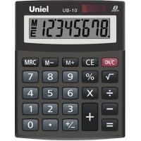 Настольный калькулятор Uniel UB-10
