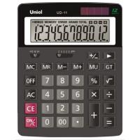 Настольный калькулятор Uniel UD-11