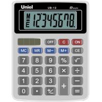 Настольный калькулятор Uniel UB-12 K