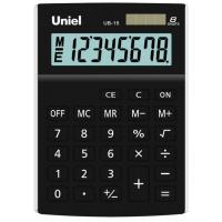 Настольный калькулятор Uniel UB-15 K