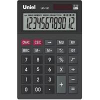 Настольный калькулятор Uniel UD-151B