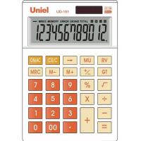Настольный калькулятор Uniel UD-151R