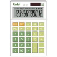 Настольный калькулятор Uniel UD-151G