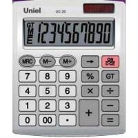 Настольный калькулятор Uniel UC-20II