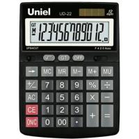 Настольный калькулятор Uniel UD-22
