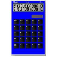 Настольный калькулятор Uniel UD-28 B