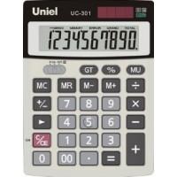 Настольный калькулятор Uniel UC-301