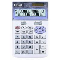 Настольный калькулятор Uniel UD-33