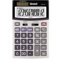 Настольный калькулятор Uniel UD-34