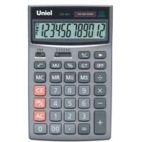 Настольный калькулятор Uniel UD-341
