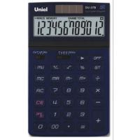 Настольный калькулятор Uniel UD-37 B