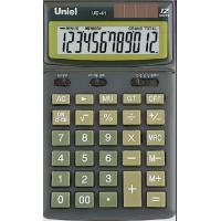Настольный калькулятор Uniel UD-41GM