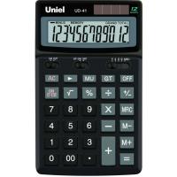 Настольный калькулятор Uniel UD-41 K