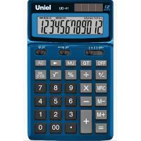 Настольный калькулятор Uniel UD-41SB