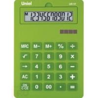 Настольный калькулятор Uniel UD-51 N