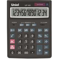 Настольный калькулятор Uniel UF-60