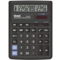 Настольный калькулятор Uniel UD-62