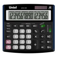 Настольный калькулятор Uniel UG-63