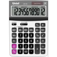 Настольный калькулятор Uniel UD-64 S/BZ