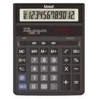Настольный калькулятор Uniel UD-68