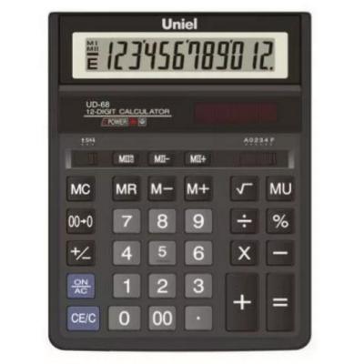 Настольный калькулятор Uniel UF-68