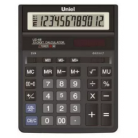 Настольный калькулятор Uniel UG-68