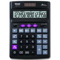 Настольный калькулятор Uniel UG-70