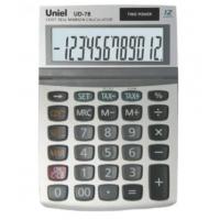 Настольный калькулятор Uniel UD-78
