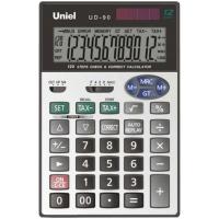 Настольный калькулятор Uniel UD-90