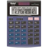 Настольный калькулятор Uniel UD-92