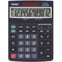 Настольный калькулятор Uniel UD-97