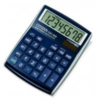 Настольный калькулятор CITIZEN CDC-80BLWB