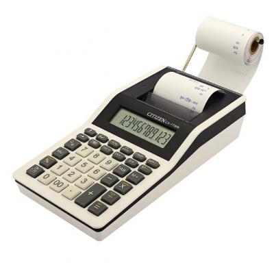 Калькулятор с печатью CITIZEN CX-77WNES (WITH ADAPTOR)