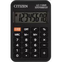 Карманный калькулятор CITIZEN LC-110NR