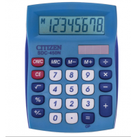 Карманный калькулятор CITIZEN SDC-450 NBLCFS