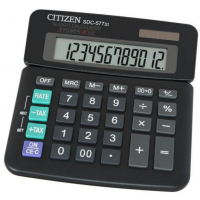 Настольный калькулятор CITIZEN SDC-577III