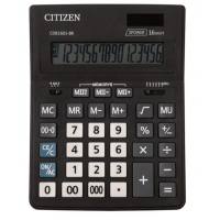 Настольный калькулятор CITIZEN CDB1601-BK