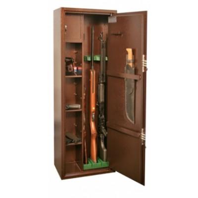 Металлический бухгалтерский шкаф КО-032т