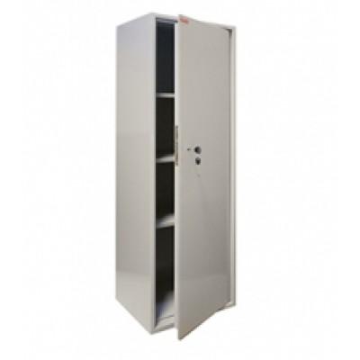 Металлический бухгалтерский шкаф КБС 021н