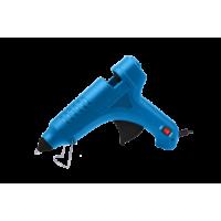 КПС-2481В Пистолет клеевой СОЮЗ 80Вт, O 11мм, 12 г/мин, выкл-тель, метал.сопло, 2 стержня, блис