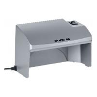 Ультрафиолетовый детектор валют (банкнот) Dors 60 (серый)