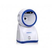 Проводной сканер штрих-кода Mindeo MP725 White