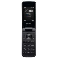 Телефон мобильный Philips E255 Xenium (Black)