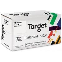 Барабан Target DR2085, черный, для лазерного принтера, совместимый