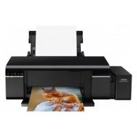 Принтер Epson L805, черный