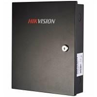 Сетевой контроллер СКУД Hikvision DS-K2801 на 1 дверь