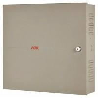 Сетевой контроллер СКУД Hikvision DS-K2602, управление 2 дверьми