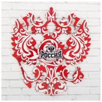Герб настенный «Russia», 22,5 х 25 см
