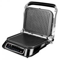 Гриль REDMOND SteakMaster RGM-M805, нержавеющая сталь/черный